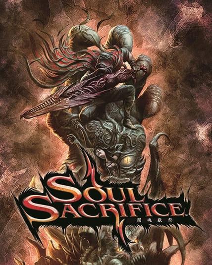 Обзор игры Soul Sacrifice