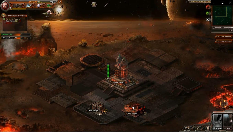 Обзор игры Star Trek: Alien Domain