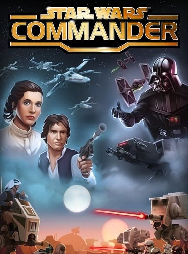 Обзор игры Star Wars: Commander