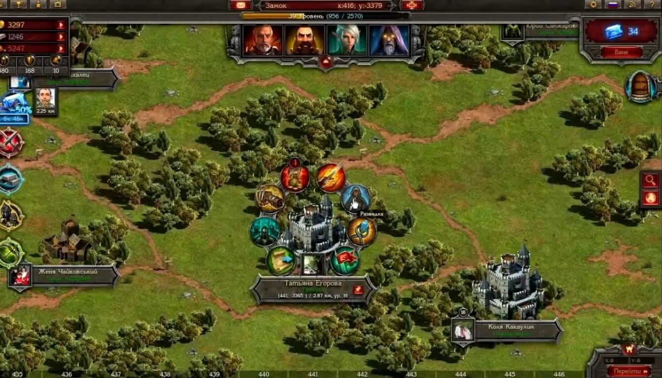 Обзор игры Stormfall