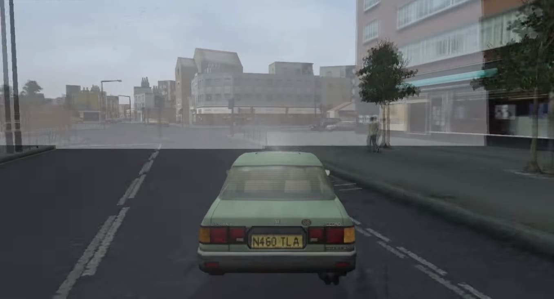 Обзор игры The Getaway