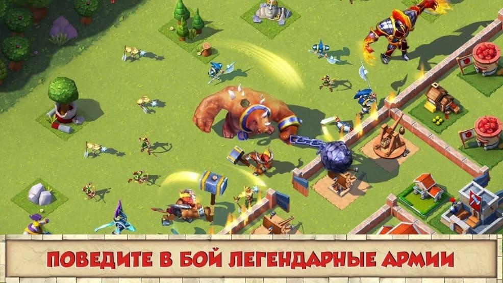 Обзор игры Total Conquest