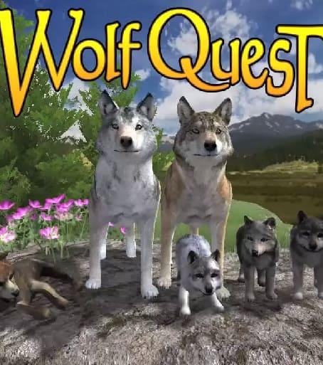 Обзор игры WolfQuest