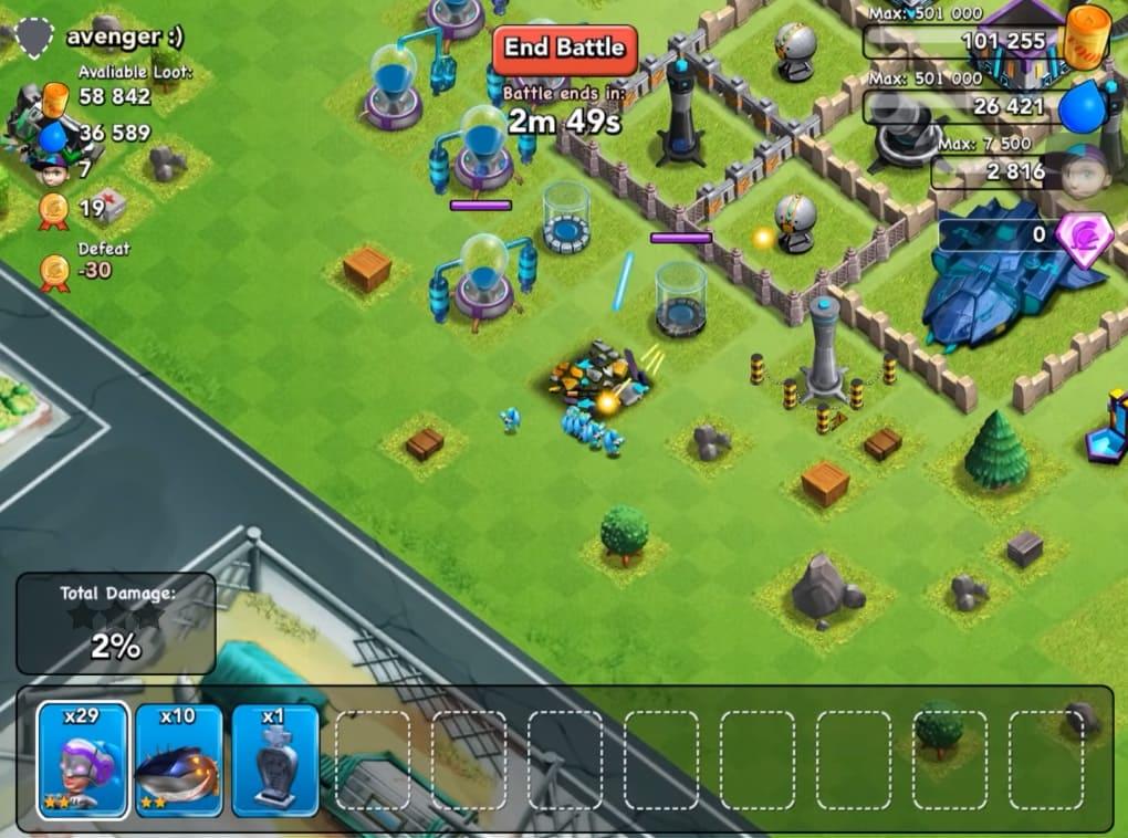 Обзор игры X-War:Clash of Zombies