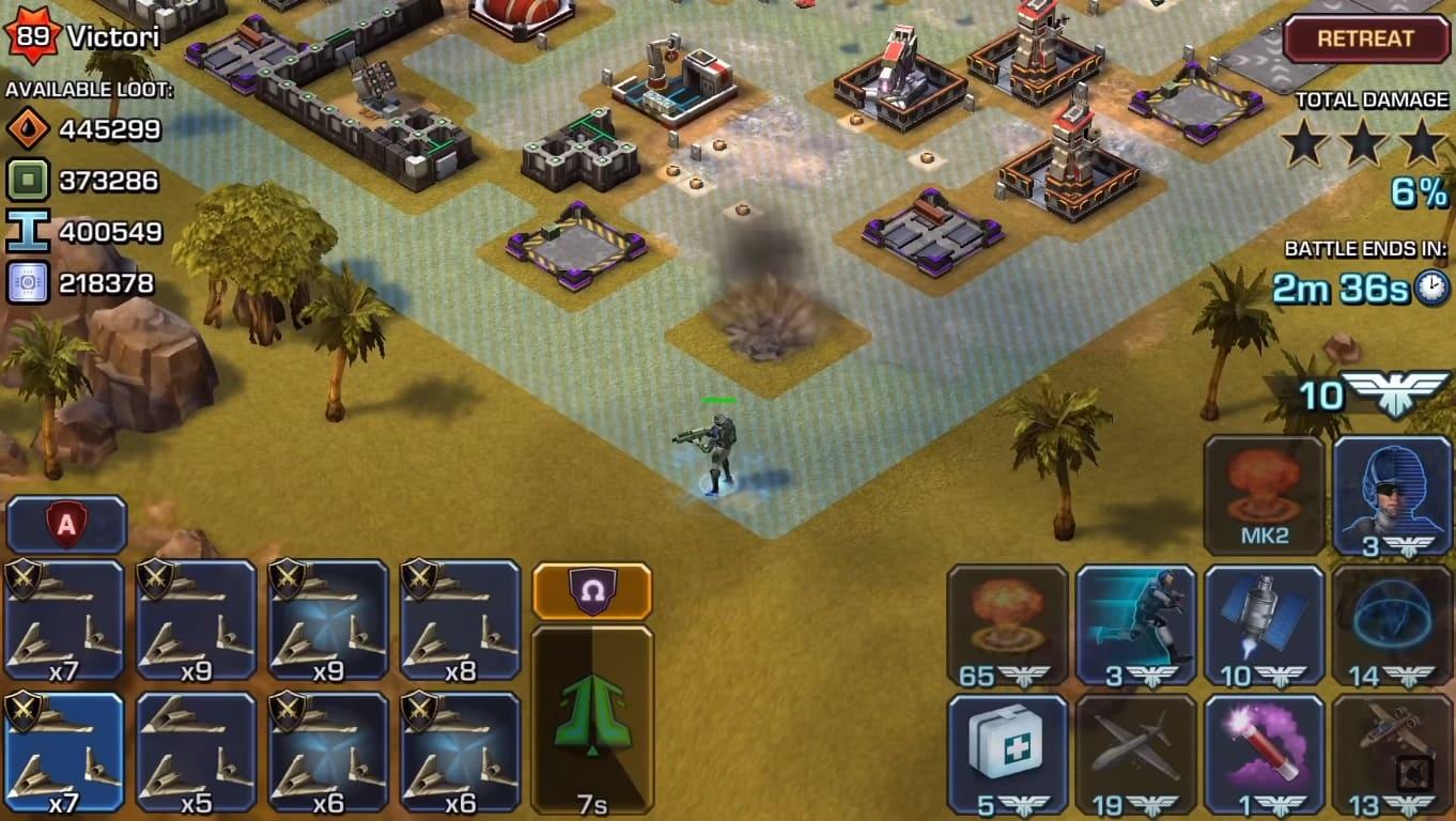 Обзора игры Empires and Allies
