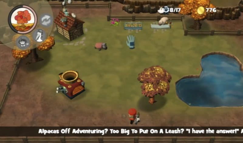 Обзор игры Funky Barn