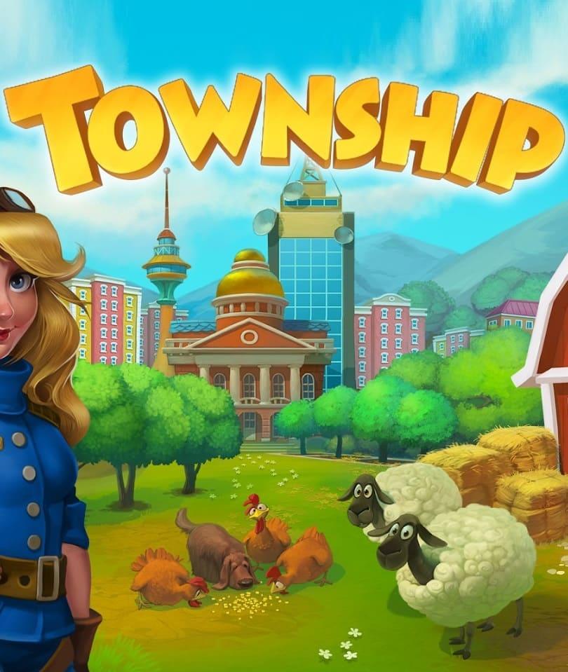 Игры похожие на Township