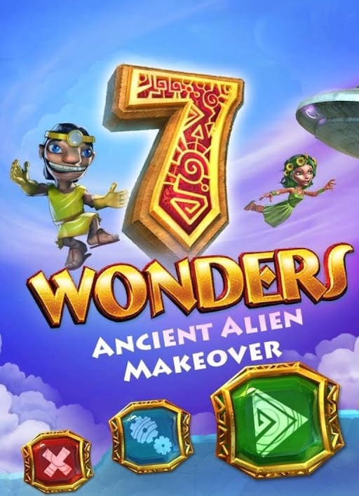 Обзор игры 7 Wonders: Ancient Alien Makeover