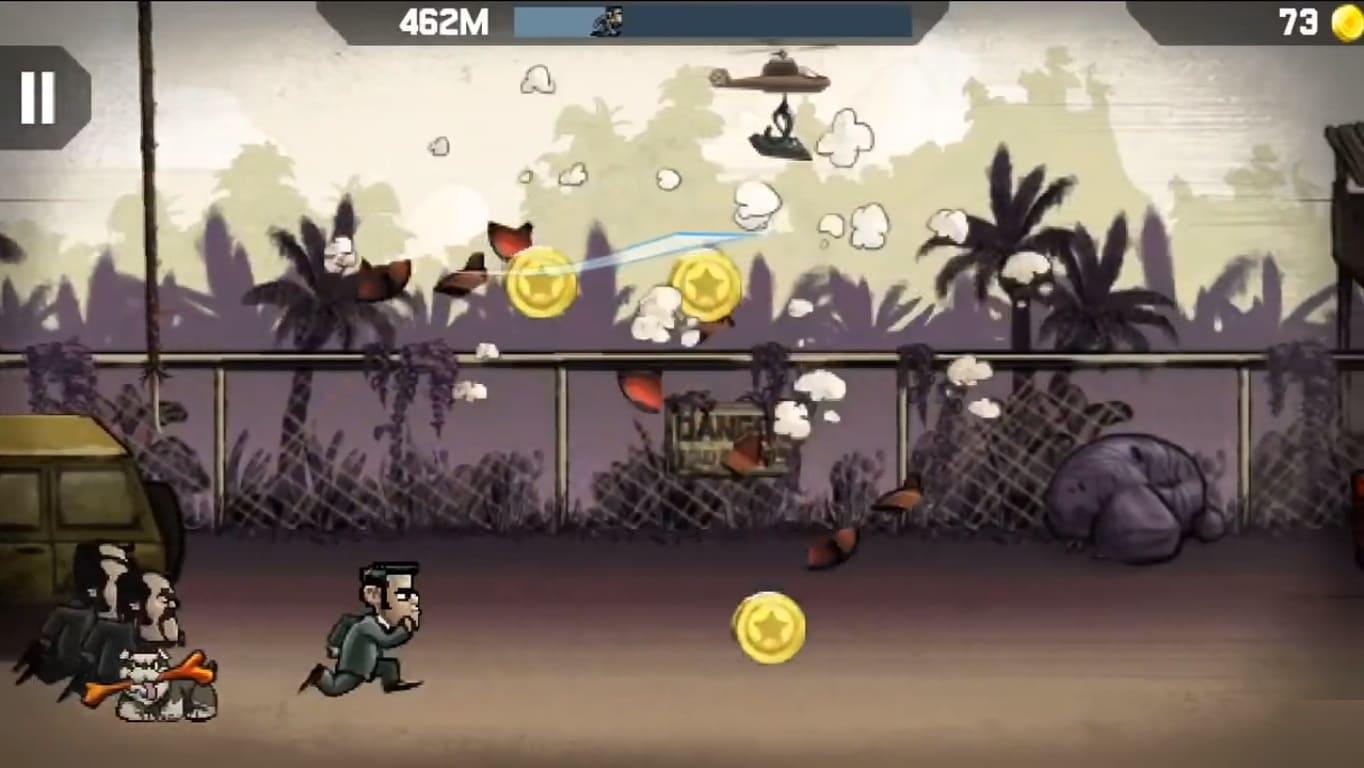Обзор игры Agent, Run!