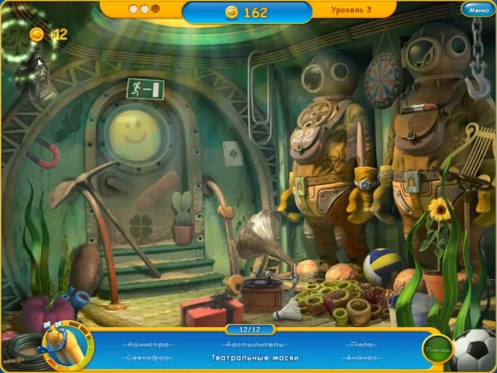 Обзор игры Aquascapes