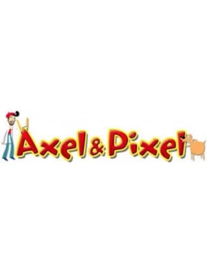Обзор игры Axel & Pixel