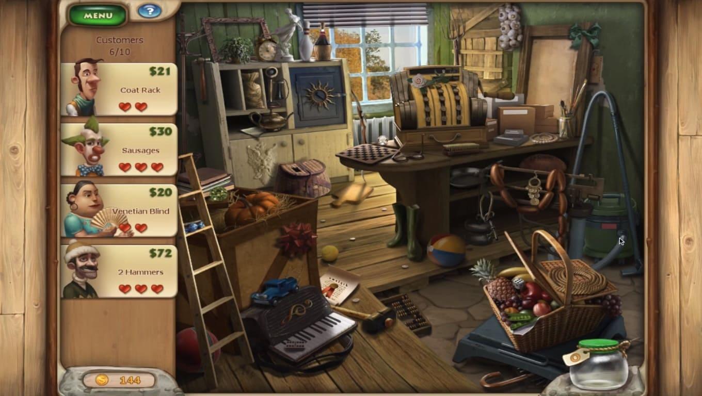 Обзор игры Barn Yarn