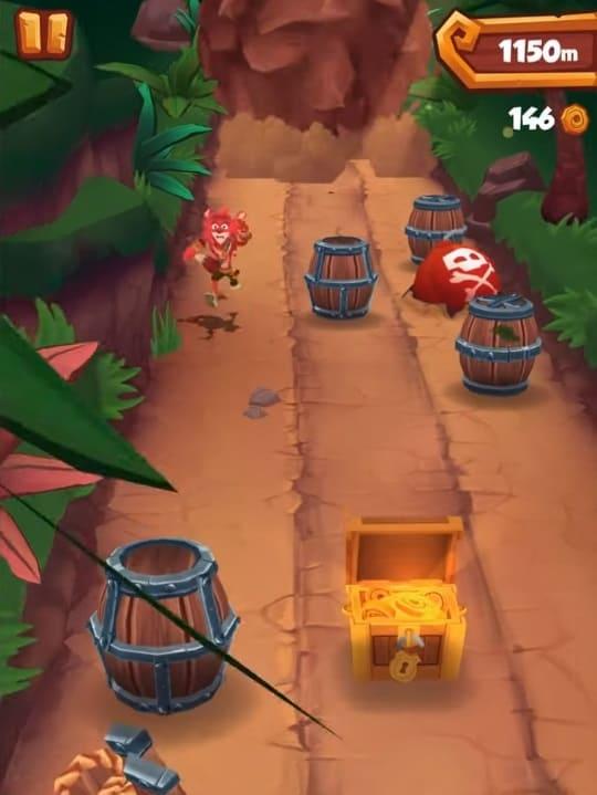 Обзор игры Boulder Jack
