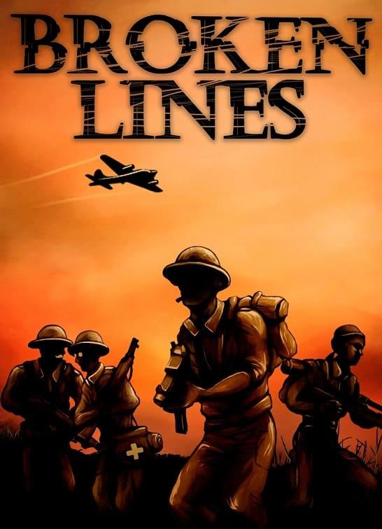 Обзор игры Broken Lines