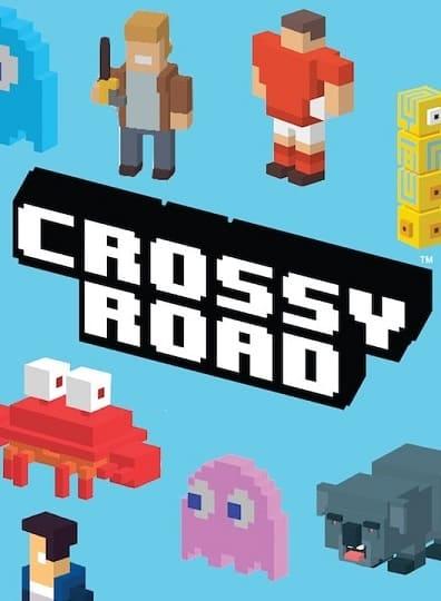 Обзор игры Crossy Road