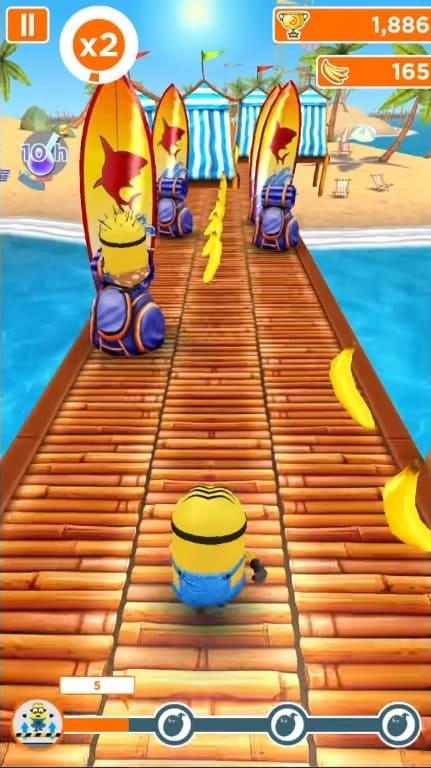 Обзор игры Despicable Me: Minion Rush