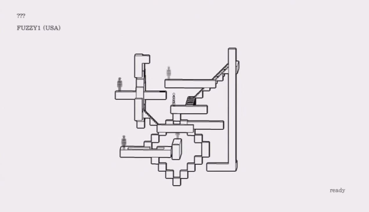 Обзор игры Echochrome
