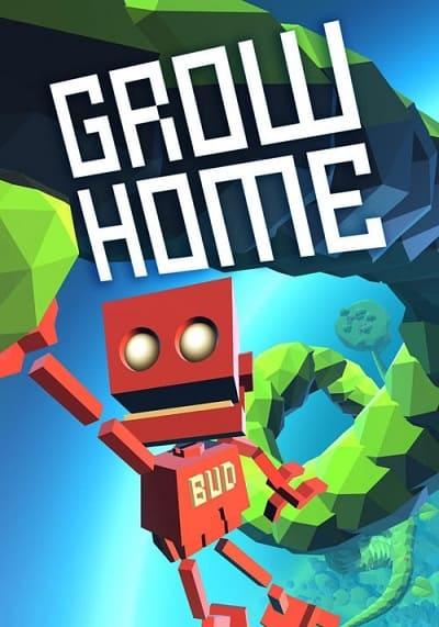 Обзор игры Grow Home