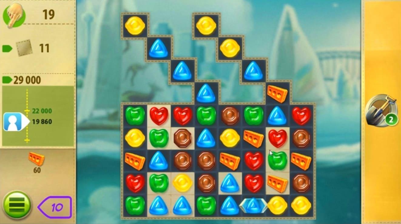 Обзор игры Gummy Drop