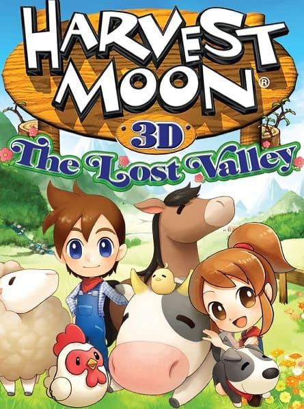 Обзор игры Harvest Moon 3D: A New Beginning
