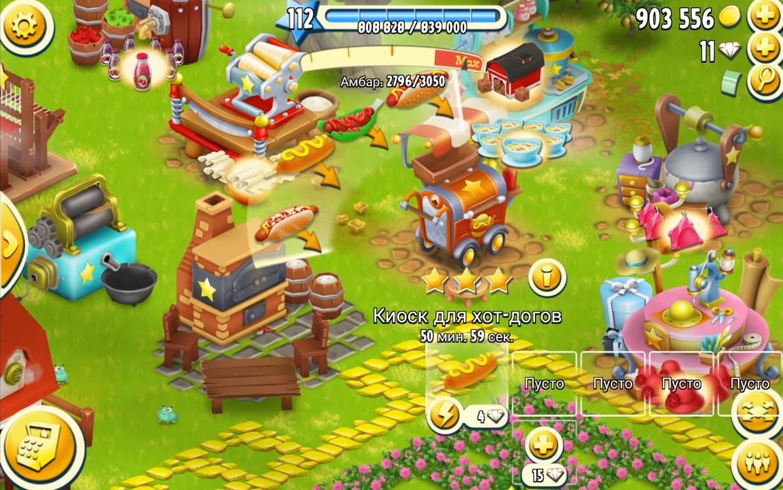 Обзор игры Hay Day