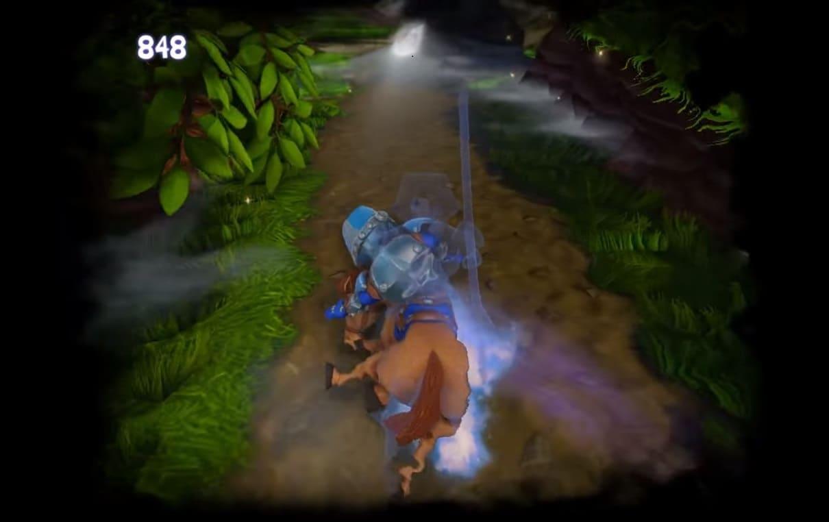 Обзор игры Last Knight: Rogue Rider Edition