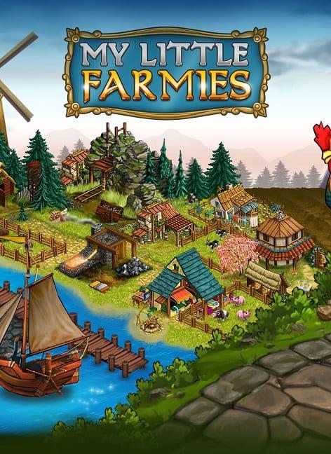 Обзор игры My Little Farmies