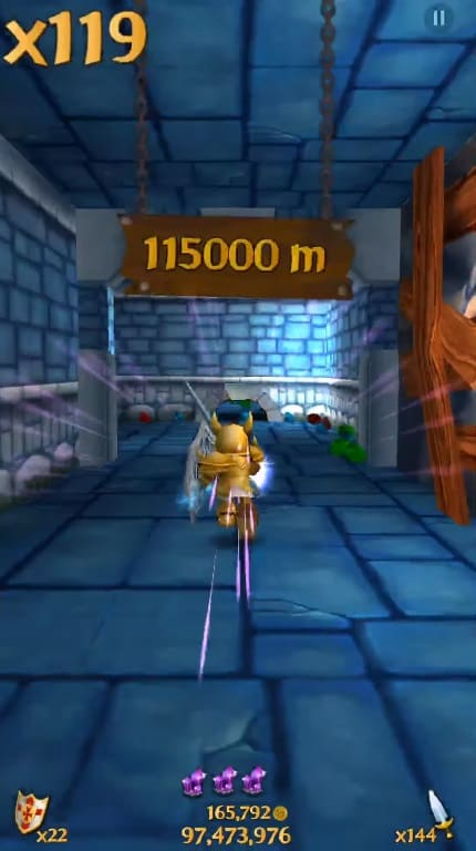 Обзор игры One Epic Knight