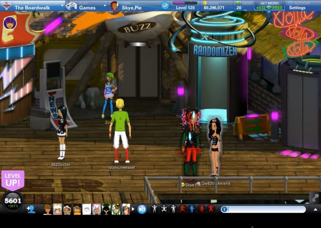 Обзор игры OurWorld