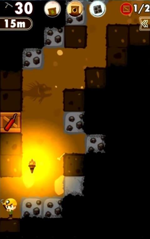 Обзор игры Pocket Mine