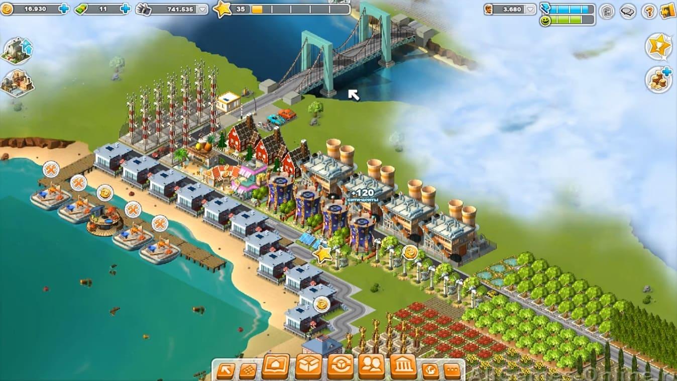 Обзор игры Rising Cities