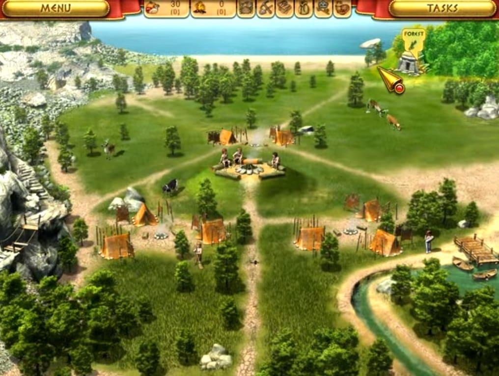 Обзор игры Settlement: Colossus