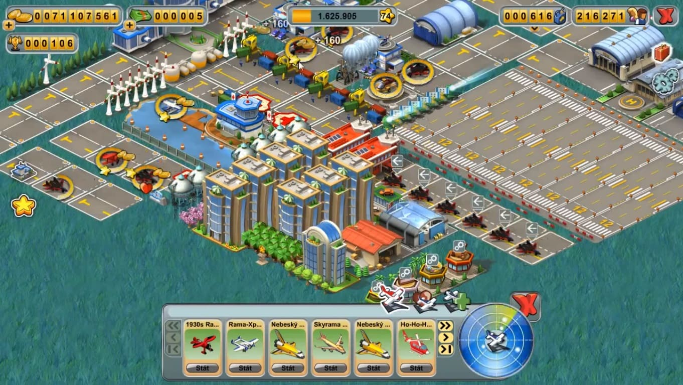 Обзор игры Skyrama