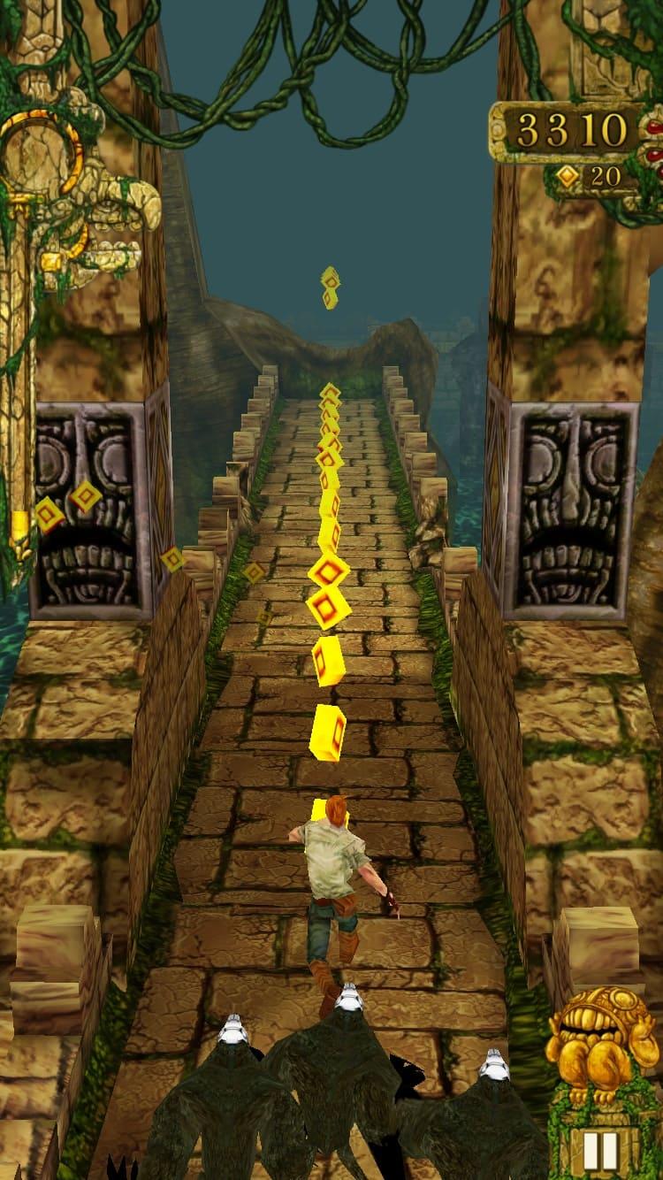 Обзор игры Temple Run