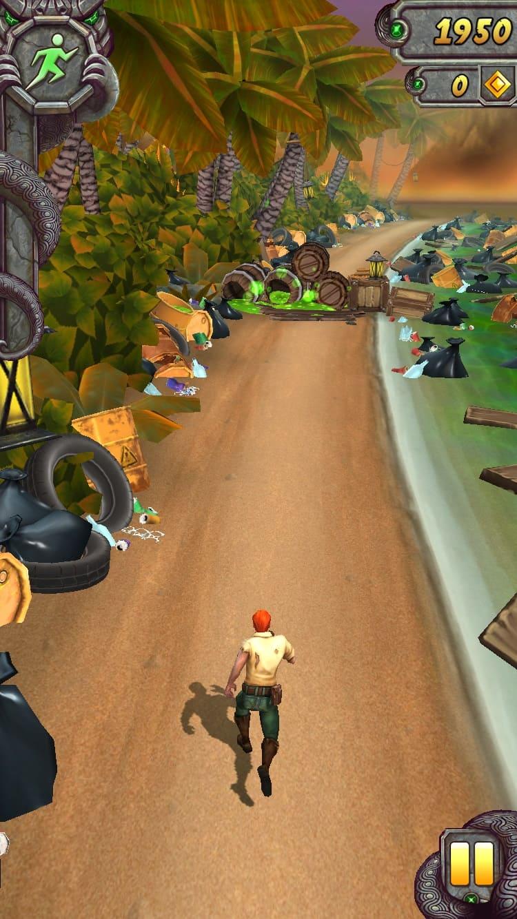 Обзор игры Temple Run 2
