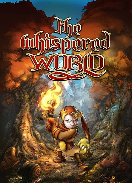 Обзор игры The Whispered World