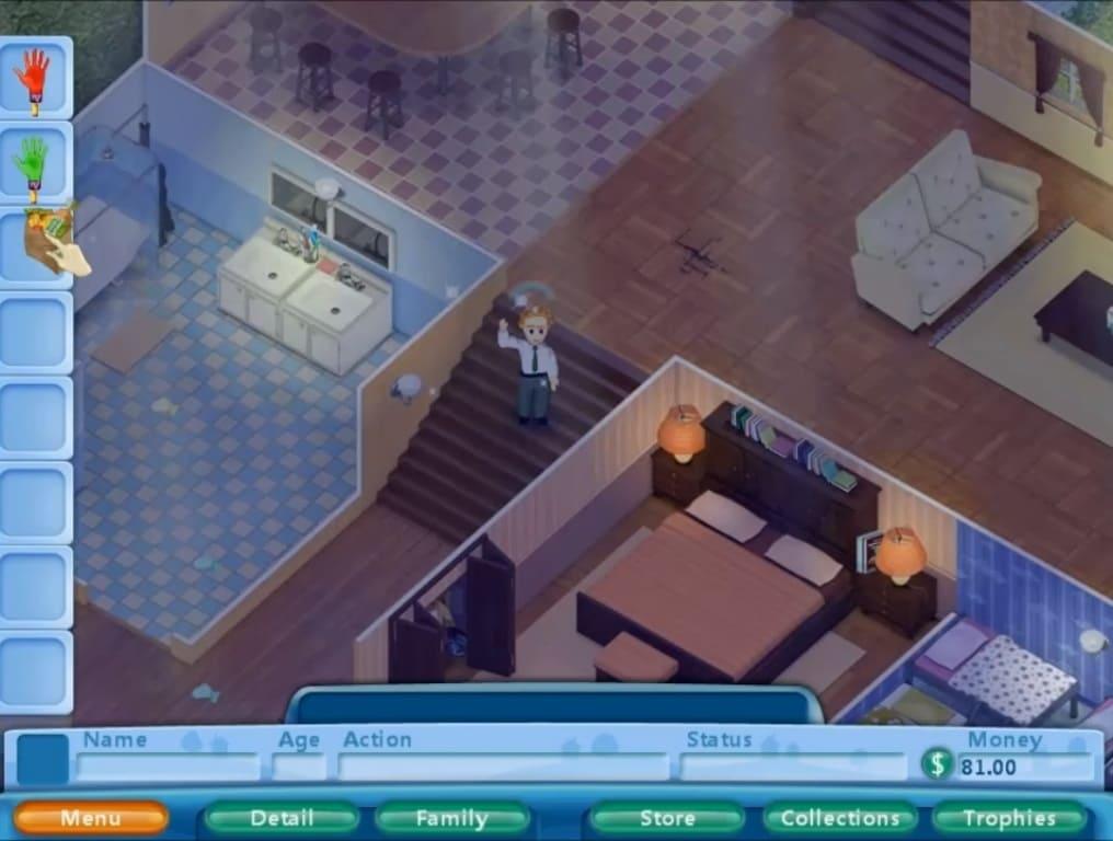 Обзор игры Virtual Families