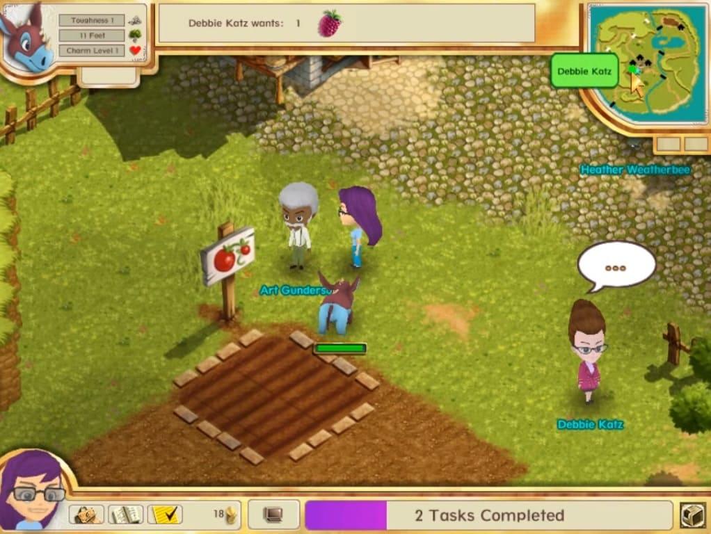 Обзор игры Wandering Willows