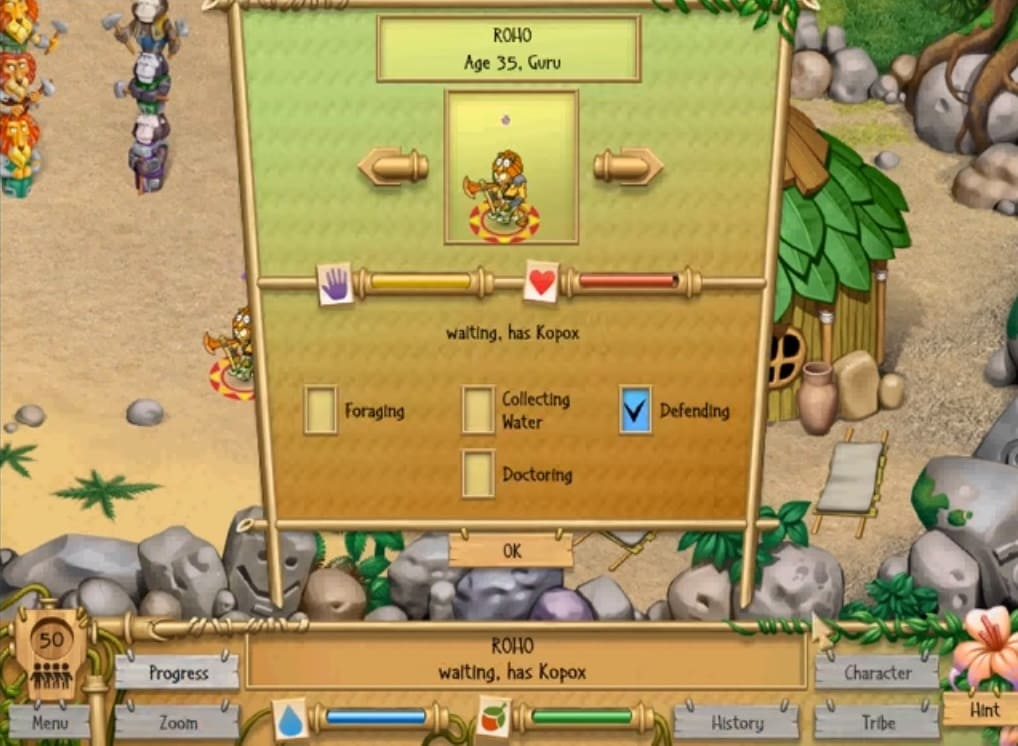 Обзор игры Wild Tribe