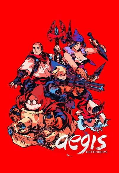 Обзор игры Aegis Defenders