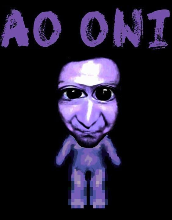 Обзор игры Ao Oni