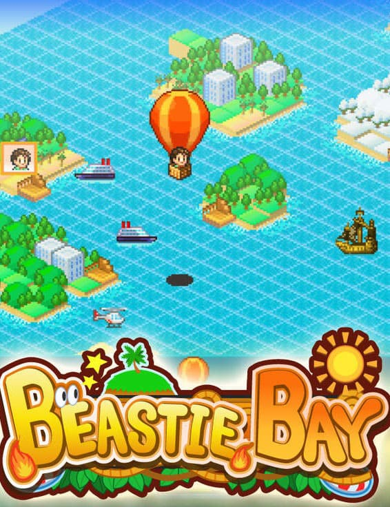 Обзор игры Beastie Bay