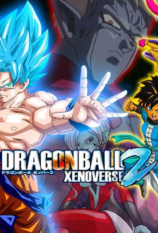 Обзор игры Dragon Ball Xenoverse 2
