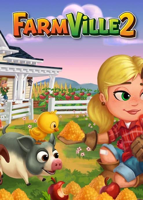 Обзор игры FarmVille 2