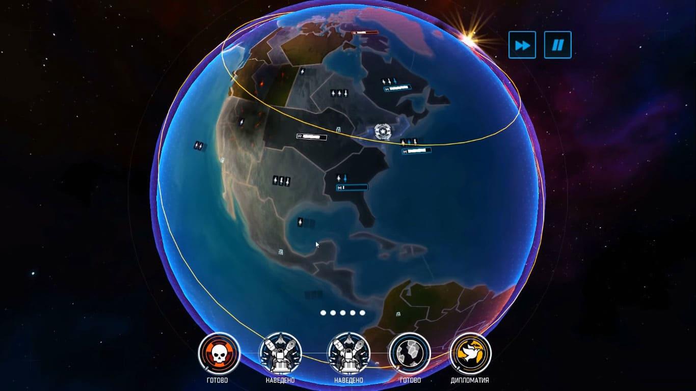 Обзор игры First Strike