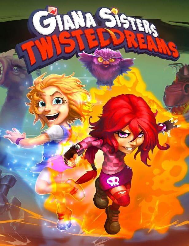 Обзор игры Giana Sisters: Twisted Dreams