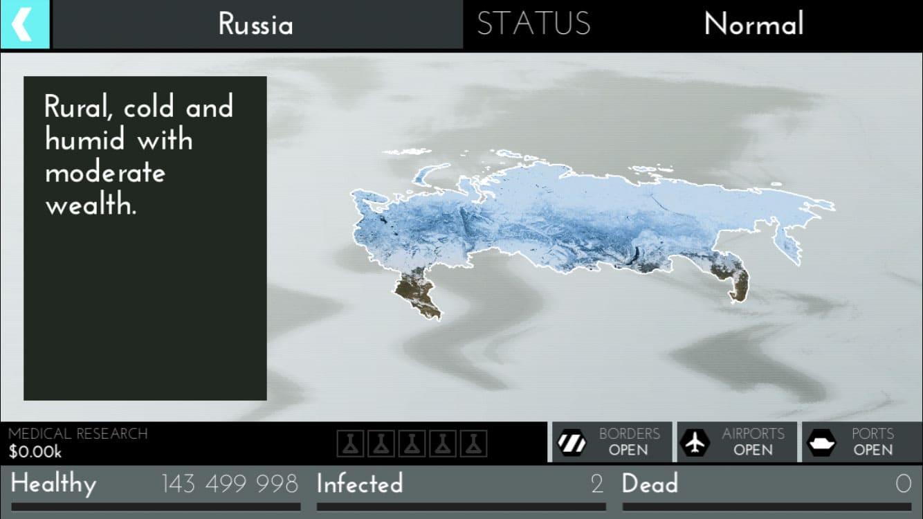 Обзор игры Infection Bio War