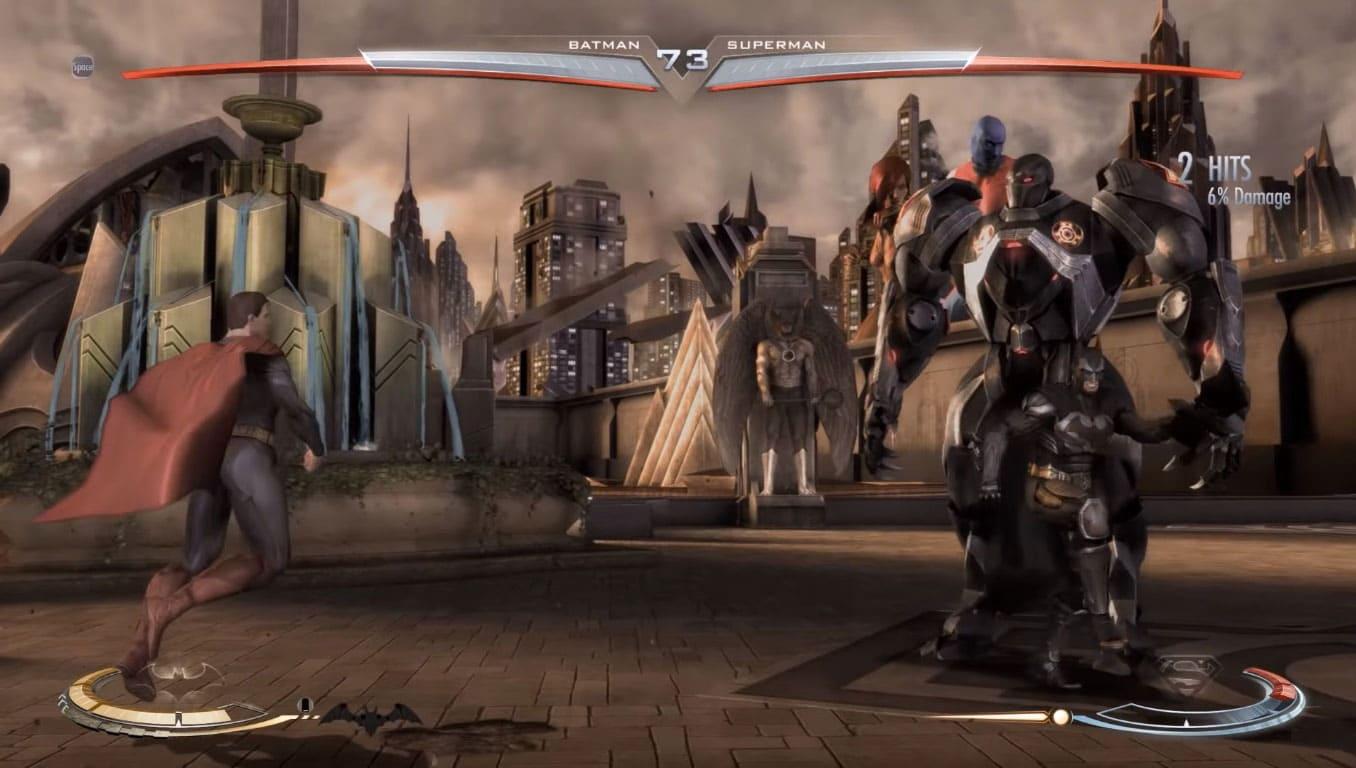 Обзор игры Injustice: Gods Among Us