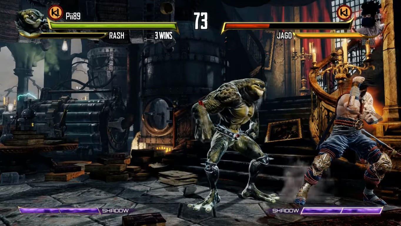 Обзор игры Killer Instinct