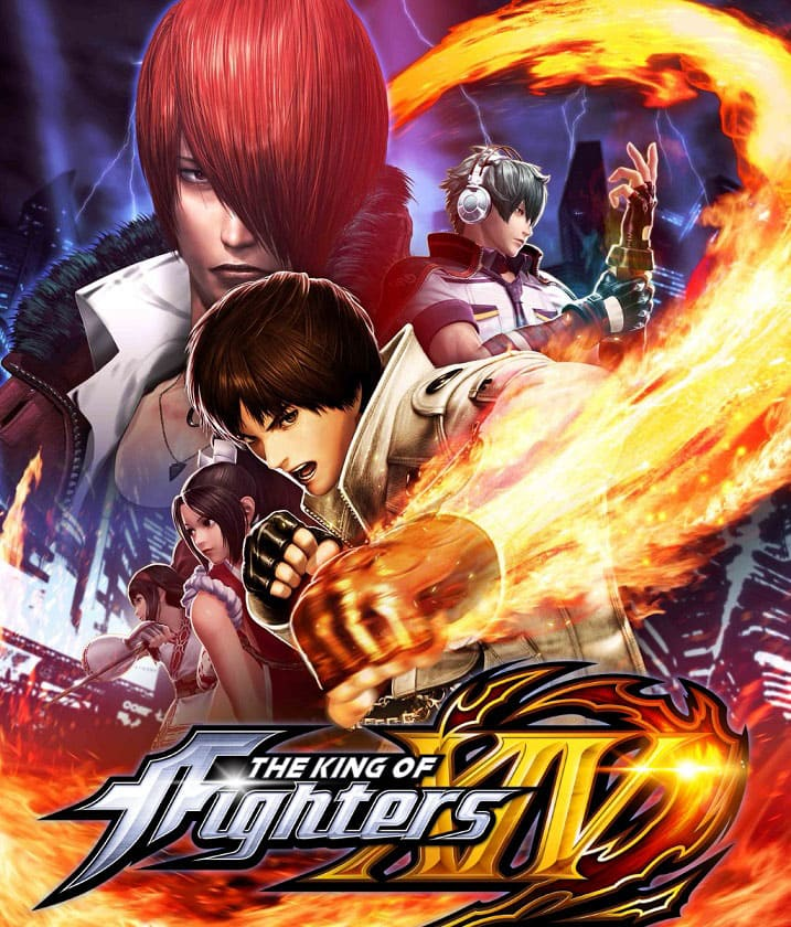 Обзор игры King of Fighters XIV